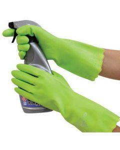 Pura PVC Glove (Green) (12 Pairs)