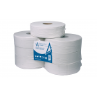 Andarta 2Ply 400m 62mm Core Jumbo Toilet Roll (Pack 6)