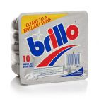 Brillo Soap Pads (Pack of 10)