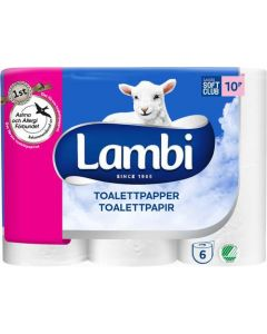 Satin Lambi 3Ply Toilet Roll