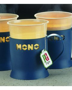 Mono Squat Cup Holders Blue (Each)