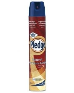 Pledge Furniture Polish Natural (12x400ml)