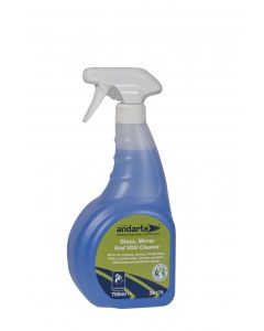 Andarta Glass Mirror and VDU Cleaner (1x 750ml)