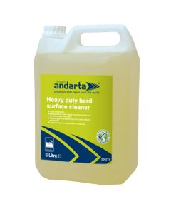 Andarta Hard Surface Cleaner (1x 5Ltr)