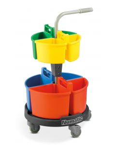 NC4 Carousel Cleaning Caddy