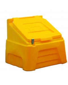7 Cu.ft Grit Bin c/w Hasp & Staple