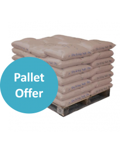 Brown Rock Salt Pallet Offer