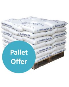 White Rock Salt Pallet Offer