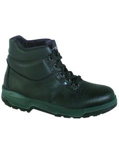 Black Safety Boot & Midsole Size 4 Eur 37