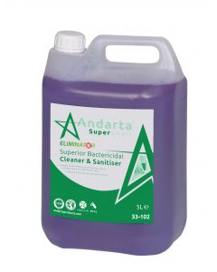 Andarta Superior Bactericidal Cleaner and Sanitiser