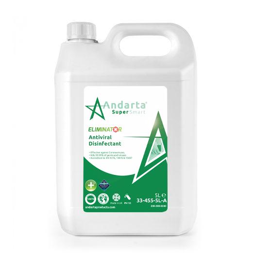 Andarta Super Antiviral Disinfectant 5 Litre