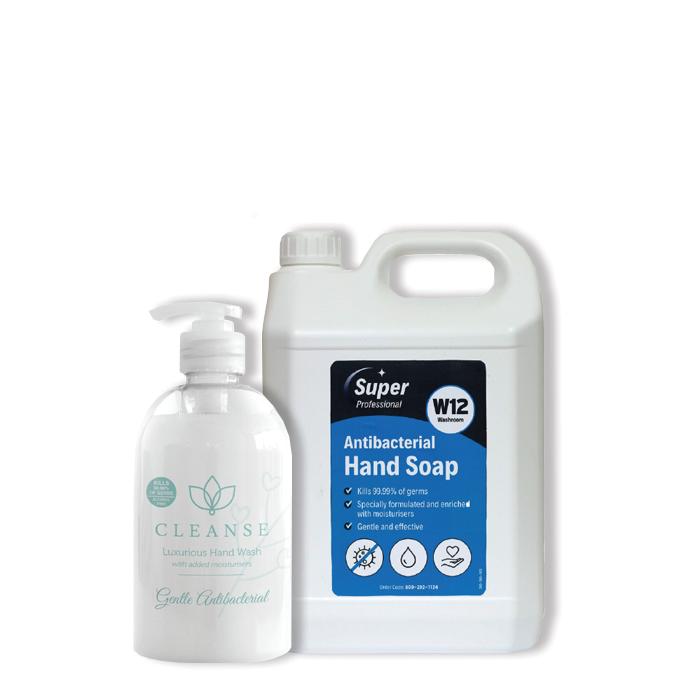 Gentle Antibacterial Handwash