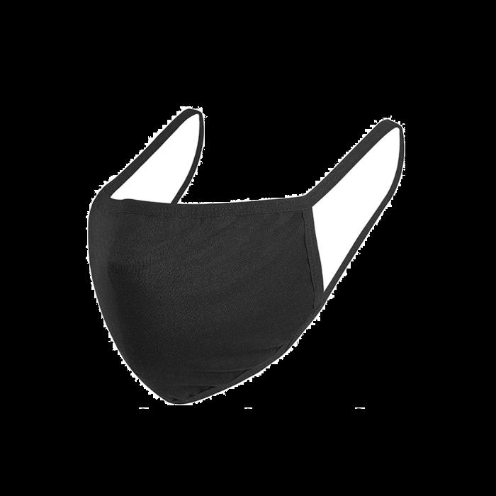 Anti-Bacterial Reusable Mask (Black)